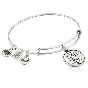 Autism Speaks Alex and Ani bracelet